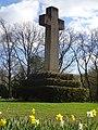 Kreuz beim Eingang Friedhof Ewiger Frieden Herford.jpg
