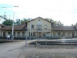 Kristinehamns station.