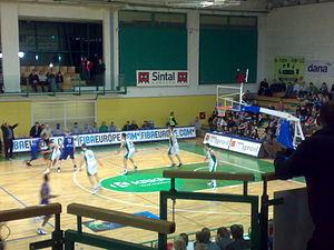 KK Krka - Eurochallenge game