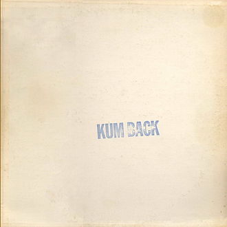 Bootleg recording - Kum Back, a collection of recordings by The Beatles in early 1969, appeared before the official release of Let It Be.
