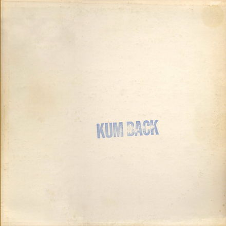 Kum Back, a collection of recordings by The Beatles in early 1969, appeared before the official release of Let It Be. Kum Back.jpg