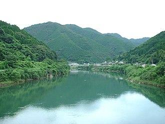 Kuma River (Japan) - Kuma River