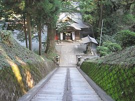 Kusakabe Yoshimi Shrine