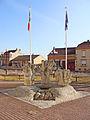 L'Hôpital (Moselle). Place de la Mairie.jpg