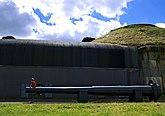Fil:Lång, lång kanon på Oskar Fredriks borg.jpg