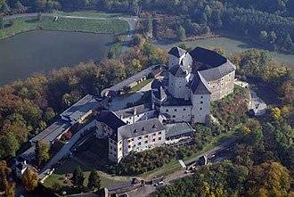 Lockenhaus - Lockenhaus Castle