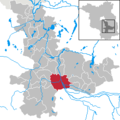 Lübben (Spreewald) in LDS.png