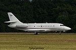 L1-01 Dassault Falcon 2000EX F2TH - Slovenian Air Force (28913547114).jpg