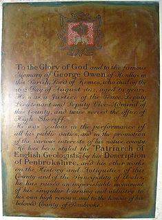 George Owen of Henllys
