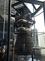 LE-7 engine on 1st floor of Nagoya City Science Museum.jpg