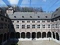 LIEGE Cloître de l'ancien couvent des Frères Mineurs - rue Moray (7-2013).JPG