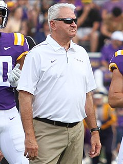 Steve Ensminger American football player and coach