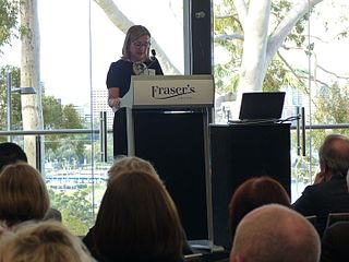 Linda Savage Australian politician