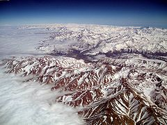 4d3e38f8e650 La cordillère des Andes s étendant à perte de vue.