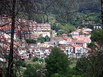 La Palma de Cervelló - Image: La Palma de Cervelló Poble