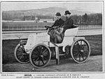 La Panhard et Levassor 8HP victorieuse de Paris-Amsterdam-Paris en 1898, avec Fernand Charron.jpg