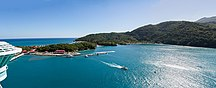 Haiti-Geography-Labadee, Haiti from Freedom of the Seas (13107276383) (2)