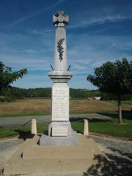 File:Labarthe - Monument aux morts.jpg