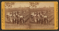 Laborers returning at sunset from picking cotton, on Alex. Knox's plantation, Mount Pleasant, near Charleston, S.C, by Barnard, George N., 1819-1902.png