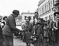Lady Baden Powell bij Prinses Beatrix, Bestanddeelnr 901-9313.jpg