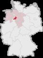 Lage des Landkreises Nienburg (Weser) in Deutschland.png