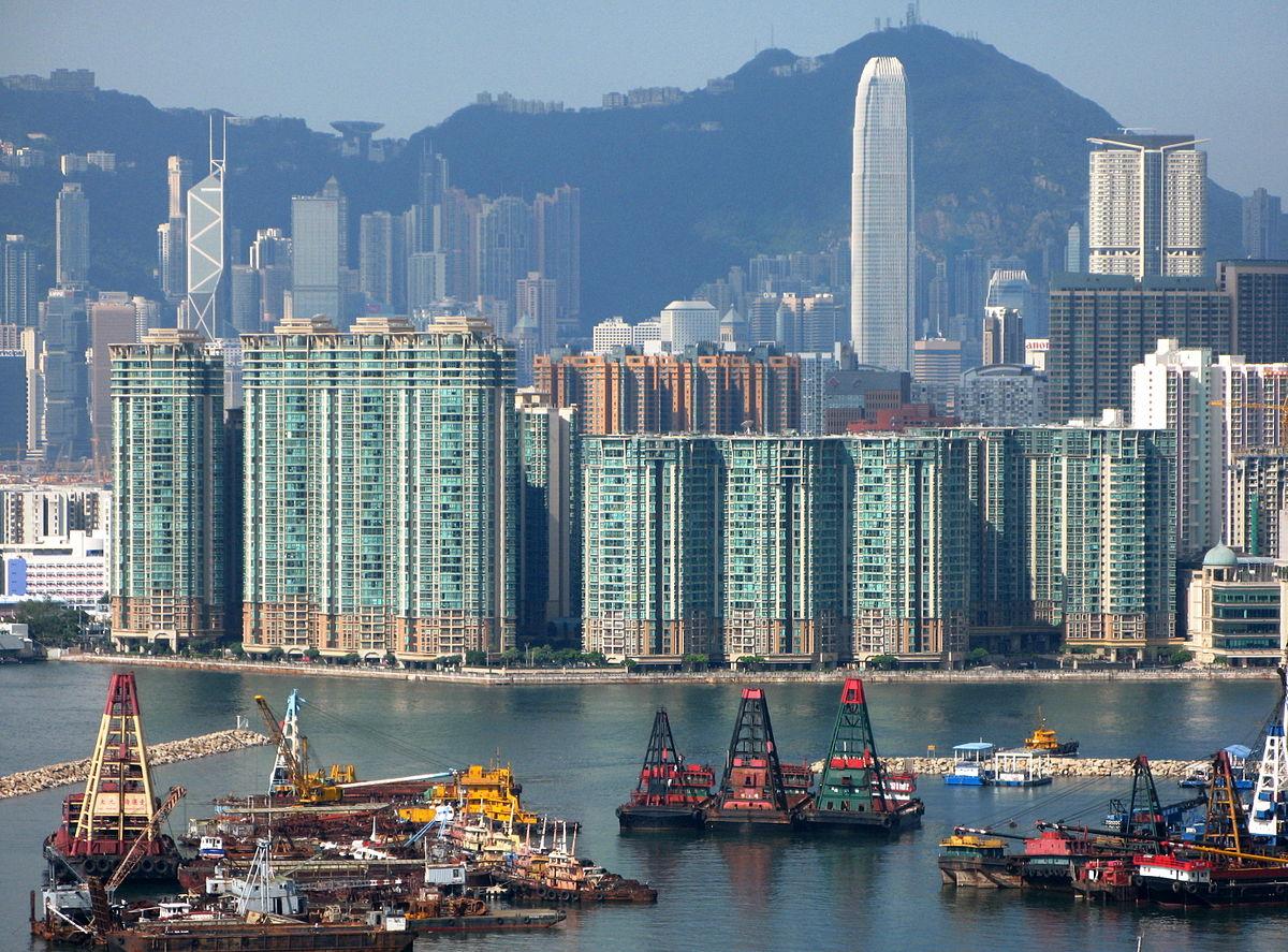Kong: Laguna Verde (Hong Kong)
