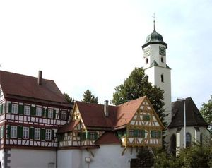 Laichingen - St. Alban's church
