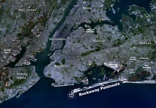 Rockaway, Queens Cluster of neighborhoods in Queens in New York City