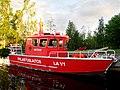 Lappajärven palokunnan EP258 Meteor vene.JPG