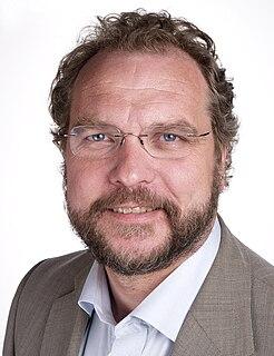Lars Sponheim Norwegian politician