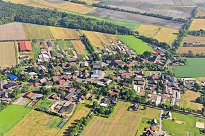 Armstorf - Aerial view in 2013