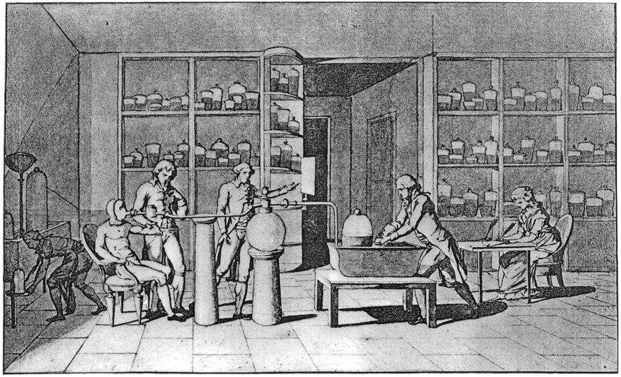 Lavoisier humanexp