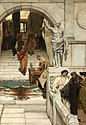 Lawrence Alma-Tadema - An Audience at Agrippa's.jpg