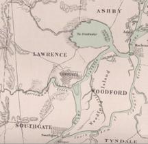 Woodford Island-History-Lawrence Parish (NSW) 1886