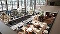 Le Centre Sheraton Hotel lobby.jpg