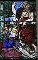 Le Faouët (56) Chapelle Saint-Fiacre Vitrail de Saint-Jean-Baptiste 05.JPG