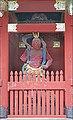 Le gardien Naren-Kongo du temple Taiyuin (Nikko, Japon) (42419229555).jpg