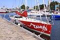 "Le voilier ""Tahia"".JPG"