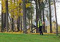 Leaf blower in Kerava - Lehtipuhallin, Lövblåsare C IMG 1121.JPG