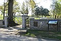 Lee Street entrance to Danville National Cemetery.jpg