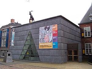 Fries Museum - Image: Leeuwarden Fries Museum