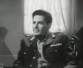 Leo Genn English actor