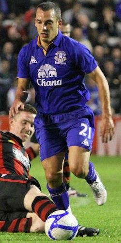 Leon Osman Bohemians V Everton (44 of 51).jpg