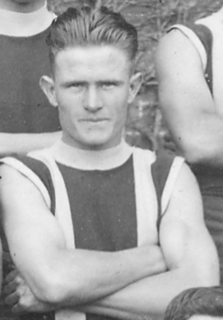 Les Dayman Australian rules footballer