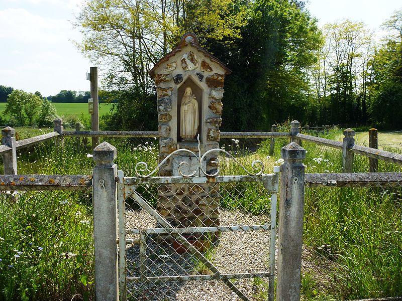 Les Places (Eure, Fr) oratoire Ste Thérèse