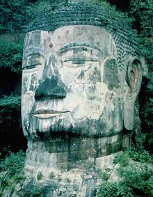Superstructures - Le grand Bouddha 220px-LeshanBuddha