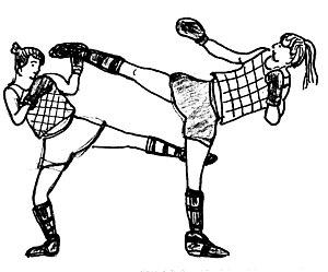 cette page est une liste de combattantes de boxes pieds poings clbres notamment en boxe birmane bama lethwei boxe thalandaise muaytha full contact