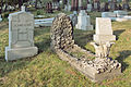 Lewis Grave, Allegheny Cemetery, 2015-08-21, 03.jpg