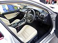 Lexus IS350 Ver.L (GSE31) interior.JPG