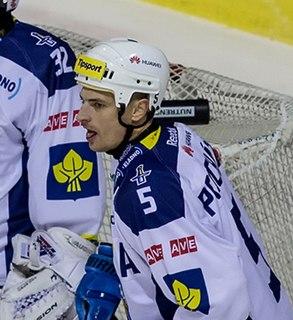 Libor Procházka Czech ice hockey player (born 1974)